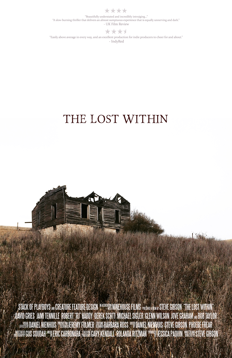The Lost Within Artwork