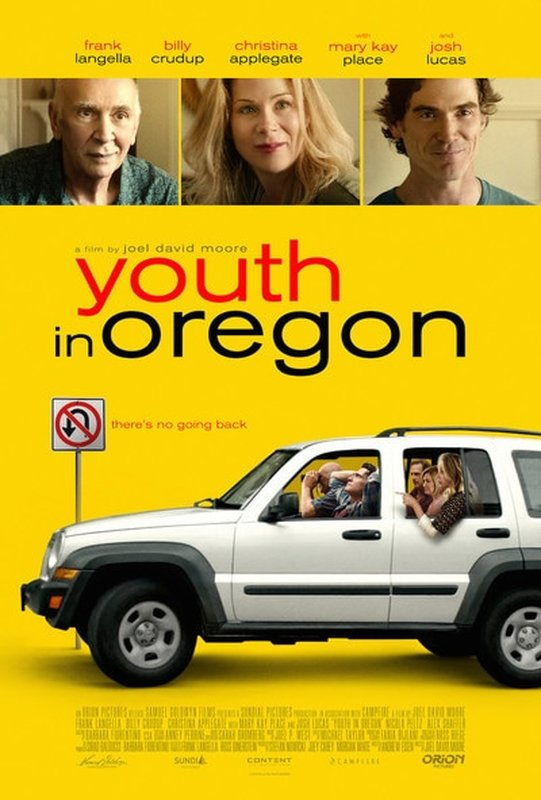 Youth in oregon poster.
